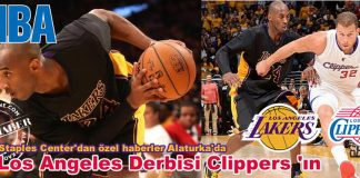 Los Angeles Derbisi Clippers