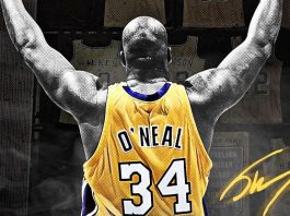 Shaq Lakers Heykel