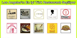 Los Angeles En Iyi Turk Restauranti
