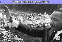 Martin Luther King Jr Gunu