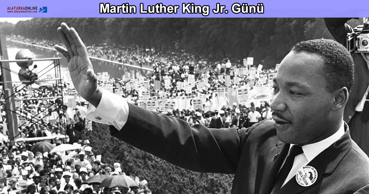 an analysis of the protests by martin luther king junior