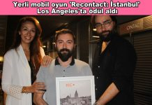 Recontact istanbul Los Angeles New Media Film Festival