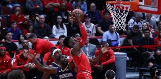 New Orleans Pelicans 96 - Chicago Bulls 90