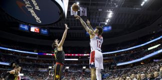 Atlanta Hawks 94 - Washington Wizards 113