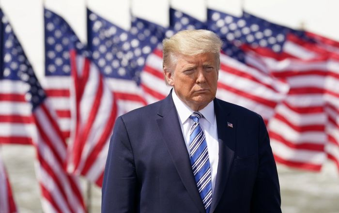 Trump: New York, New Jersey ve Connecticut'ı karantinaya alabilirim